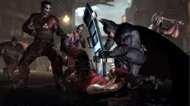 Batman: Arkham City - Game of the Year Edition PC Crack