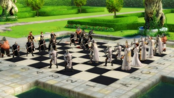 Battle Chess: Game of Kings PC Crack