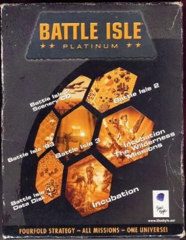 Battle Isle Historyline Free Download