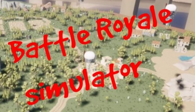 Battle royale simulator Free Download