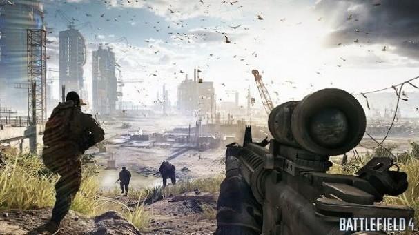 Battlefield 4 Torrent Download