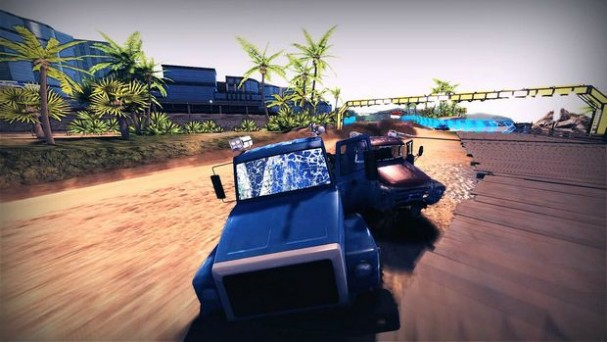 BattleTrucks Torrent Download