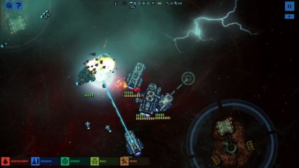 Battlevoid: Sector Siege PC Crack