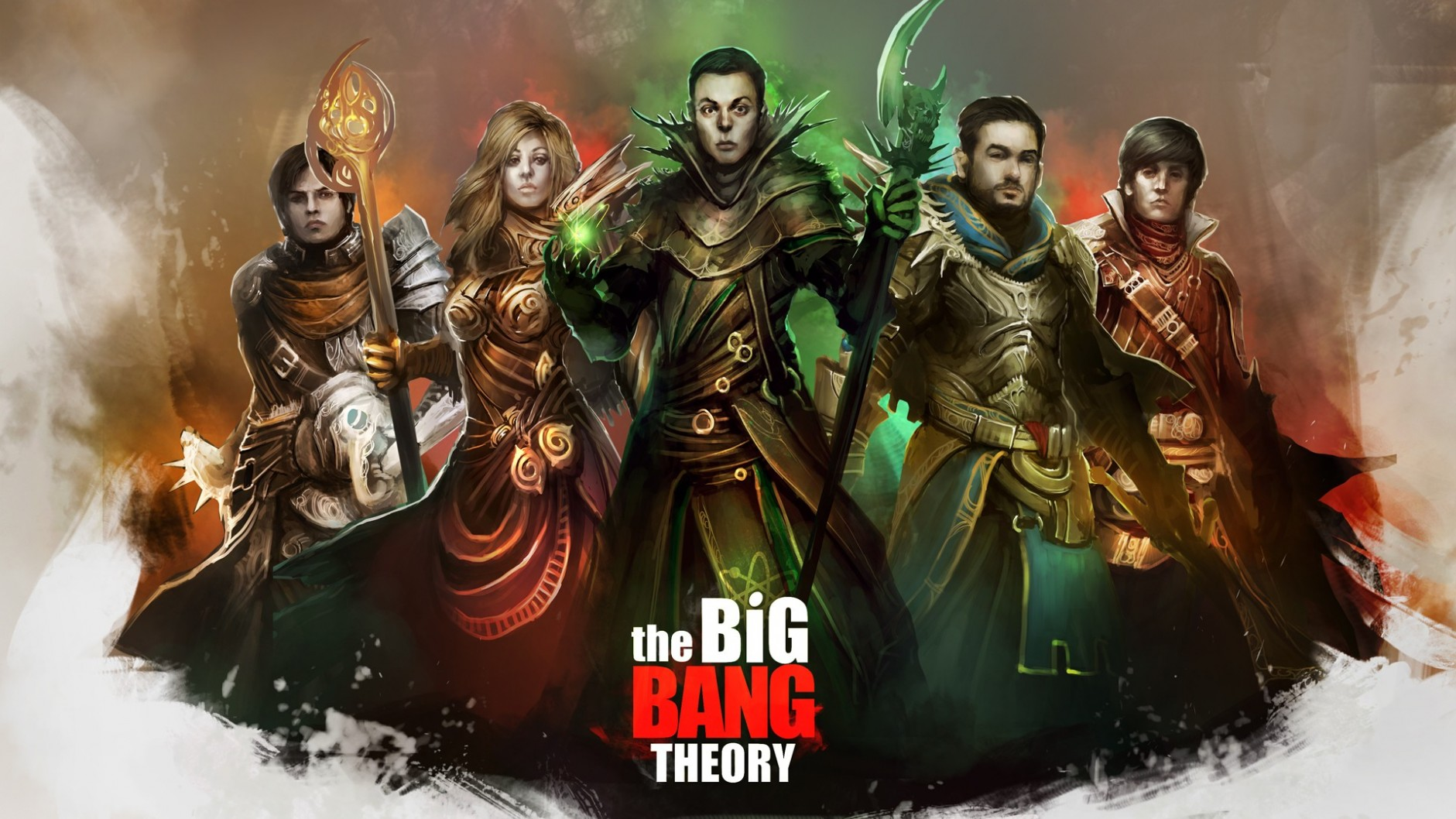 Image result for Big Bang Theory pc game