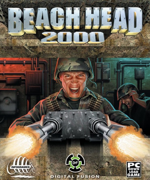 Image result for Beach Head game
