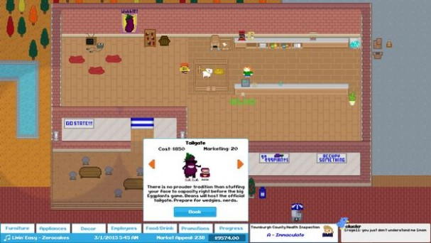 Beans: The Coffee Shop Simulator Torrent Download