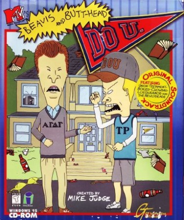 Beavis and Butt-Head: Do U Free Download
