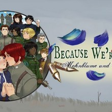 Because We're Here ~Mohnblume und Blauerose~ Act I Game Free Download