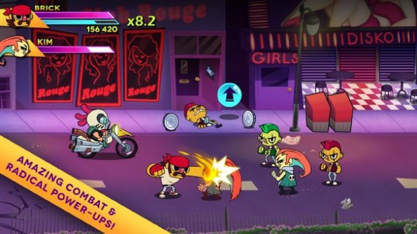 Big Action Mega Fight! Torrent Download