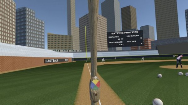Big Hit VR Baseball Torrent Download
