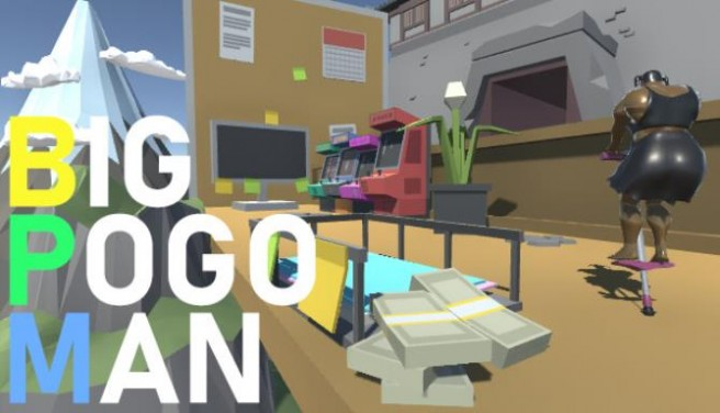 BIG POGO MAN Free Download