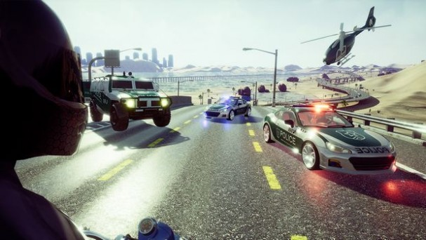 Bike Rush Torrent Download