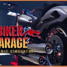 Biker Garage: Mechanic Simulator (ALL DLC) Game Free Download