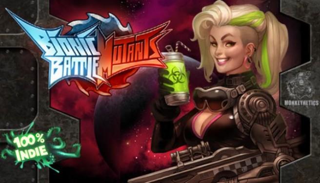 Bionic Battle Mutants Free Download