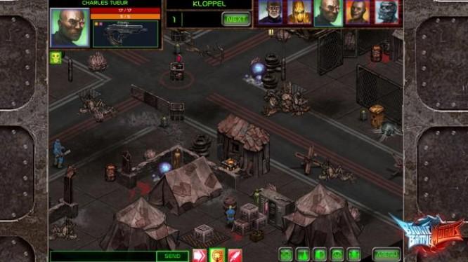 Bionic Battle Mutants PC Crack