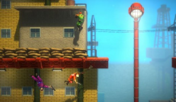 Bionic Commando: Rearmed PC Crack