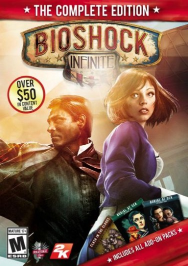 BioShock Infinite Complete Edition Free Download