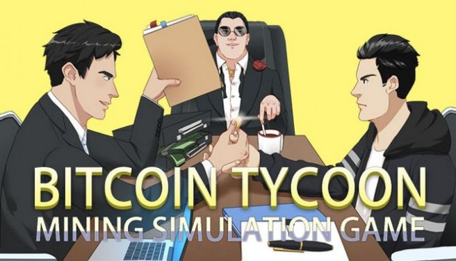 Bitcoin Tycoon - Mining Simulation Game Free Download