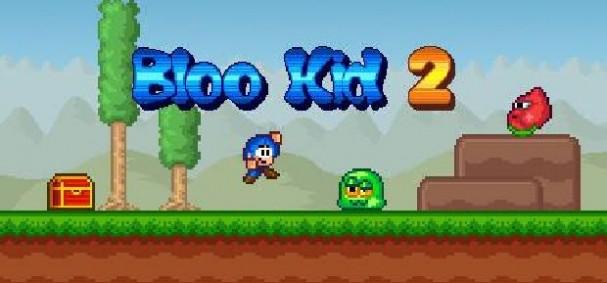 Bloo Kid 2 Free Download