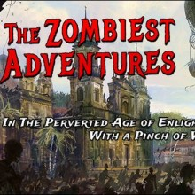 Blood and Gold The Zombiest Adventures Game Free Download