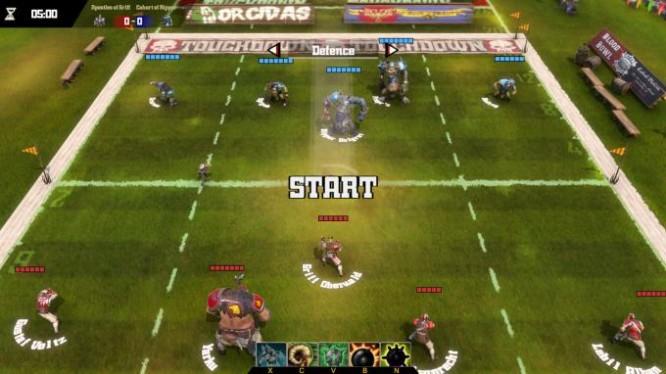 Blood Bowl: Death Zone Torrent Download