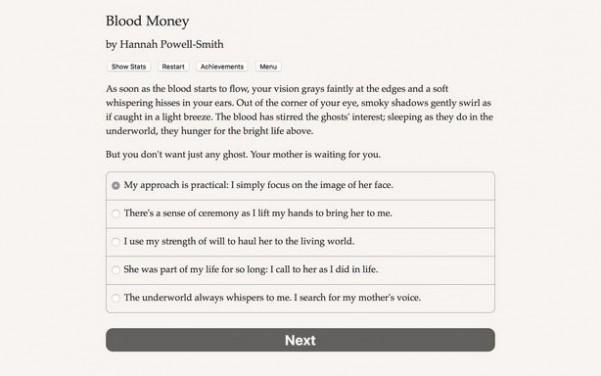 Blood Money Torrent Download
