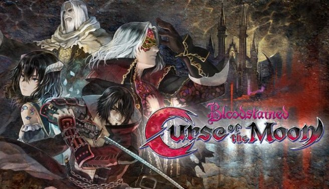 Bloodstained: Curse of the Moon Free Download