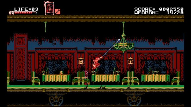 Bloodstained: Curse of the Moon Torrent Download