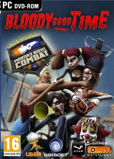 Bloody Good Time Free Download