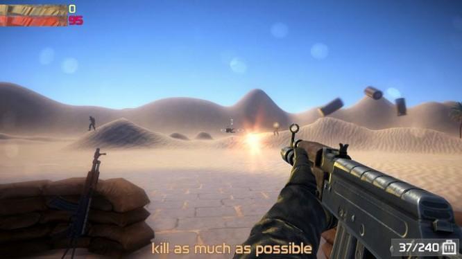 Bloody Sand PC Crack