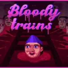 Bloody trains Game Free Download