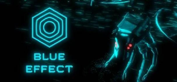 Blue Effect VR Free Download