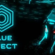 Blue Effect VR Game Free Download
