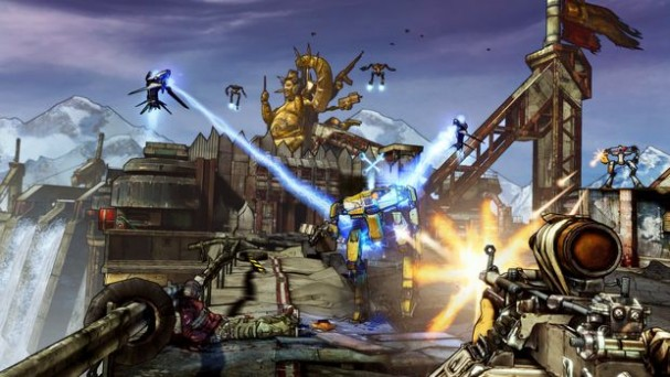 Borderlands 2 Torrent Download