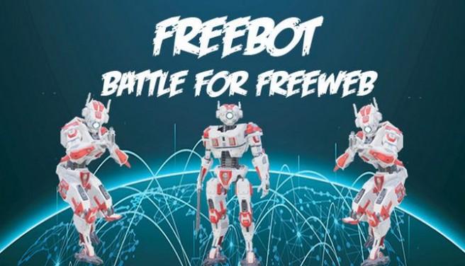 Freebot : Battle for FreeWeb Free Download