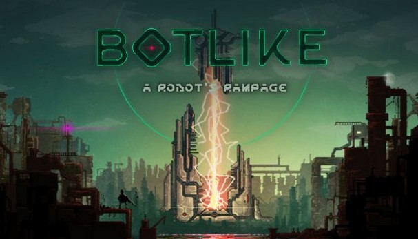 Botlike - a robot's rampage Free Download