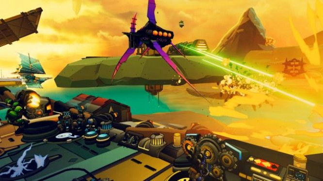Bow to Blood: Last Captain Standing Torrent Download