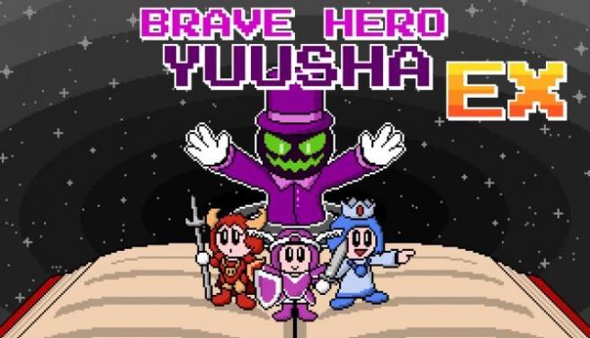 Brave Hero Yuusha EX Free Download