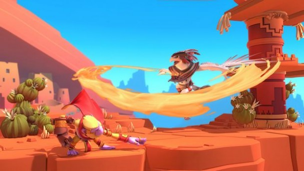 Brawlout Torrent Download