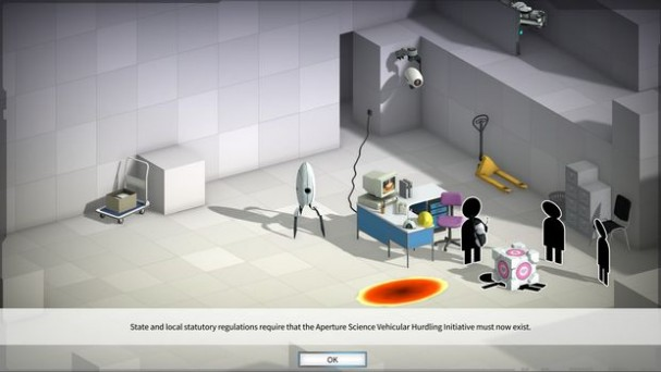 Bridge Constructor Portal PC Crack
