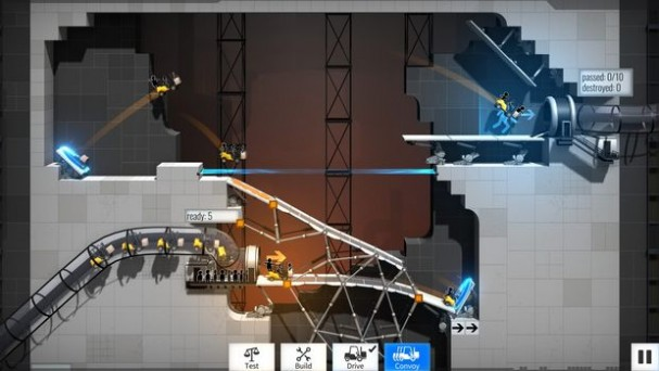 Bridge Constructor Portal Torrent Download
