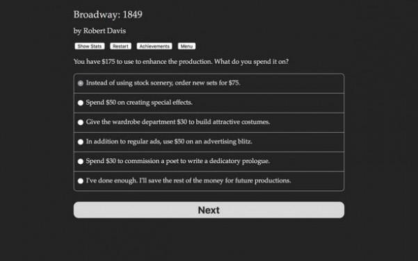 Broadway: 1849 PC Crack