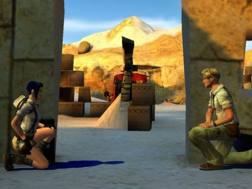 Broken Sword 3 - the Sleeping Dragon PC Crack