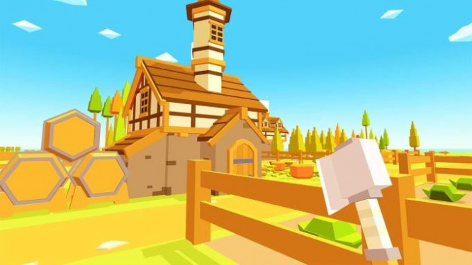 BUILD: Ultimate Sandbox Building Game PC Crack