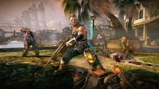 Bulletstorm Torrent Download