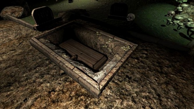 Buried Alive VR PC Crack