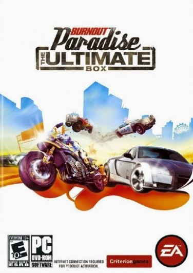 Burnout Paradise: The Ultimate Box Free Download