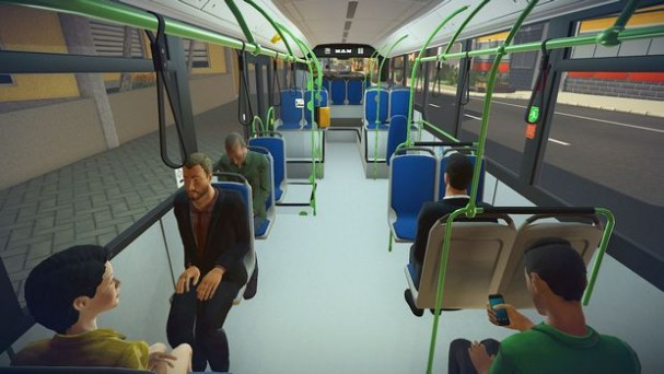 Bus Simulator 16 PC Crack