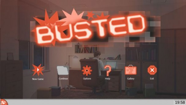 BUSTED! Torrent Download