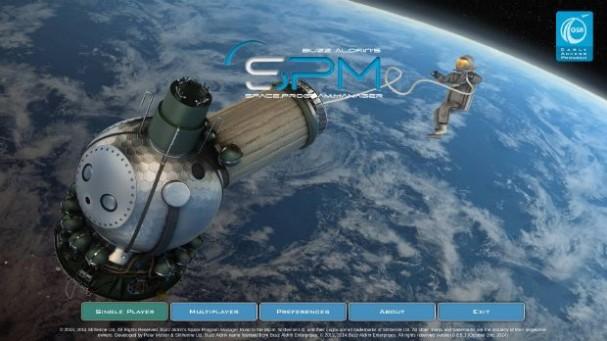 Buzz Aldrin's Space Program Manager PC Crack